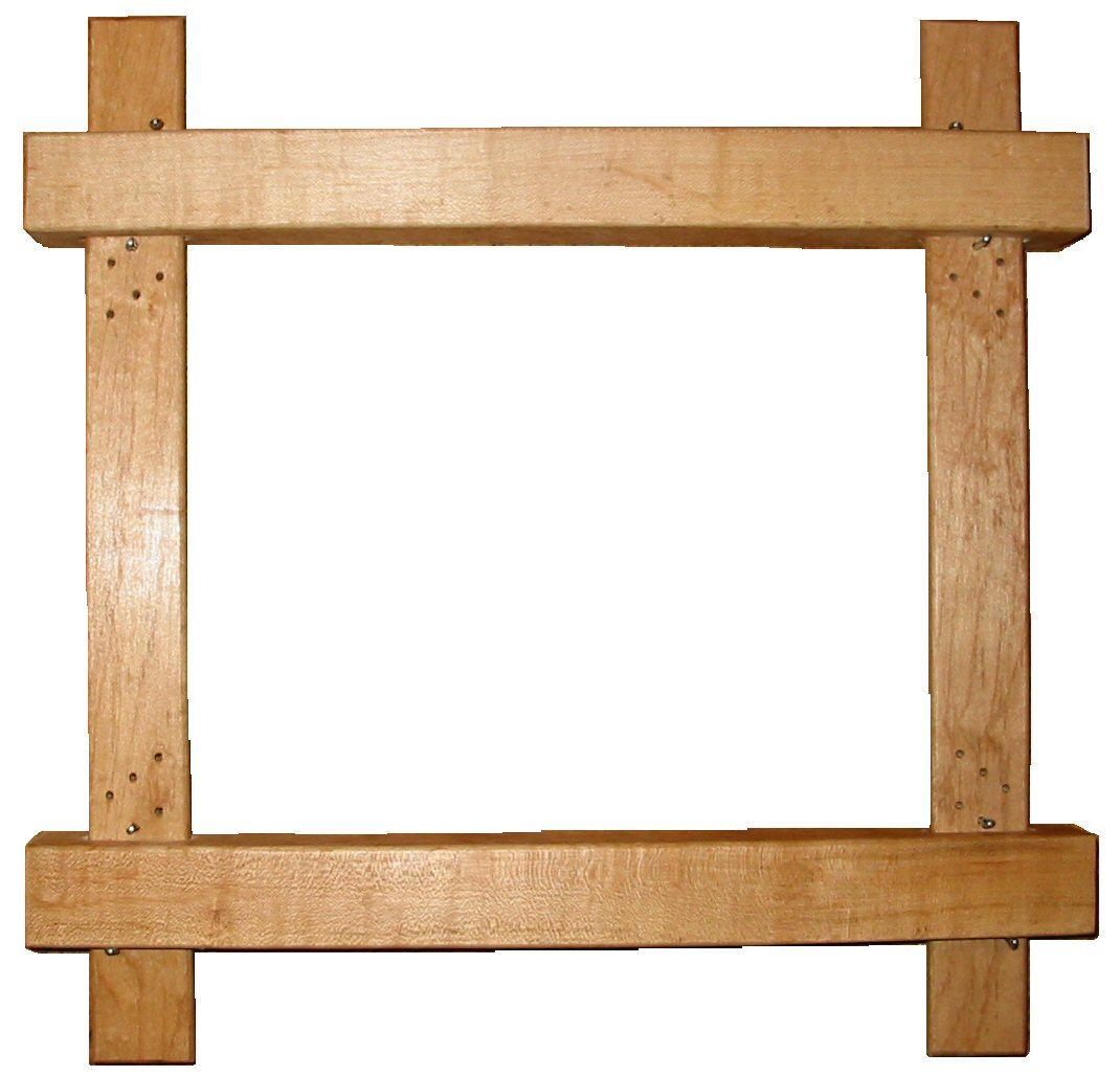 Wood Photo Frames : Price is $ 39.95 each.